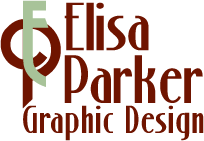 Elisa Parker Graphic Design Logo