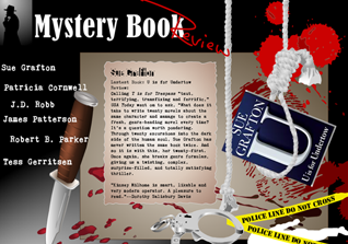 Mystery Book Review site