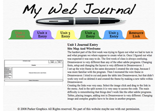 Journal Site